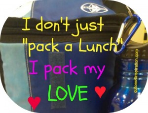 pack my love